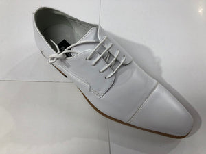 Masimo white dress shoe