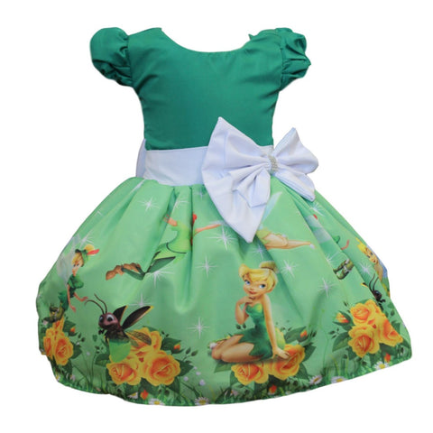 Tinkerbell Dress by Baby Eden