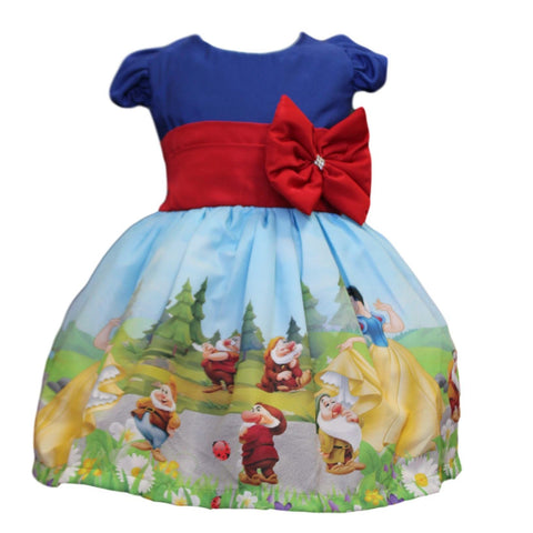 Snow White Dress by Baby Eden