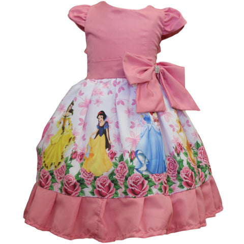 Disney Princess Dress by Baby Eden