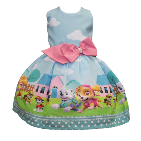 Paw Patrol Dress by Baby Eden
