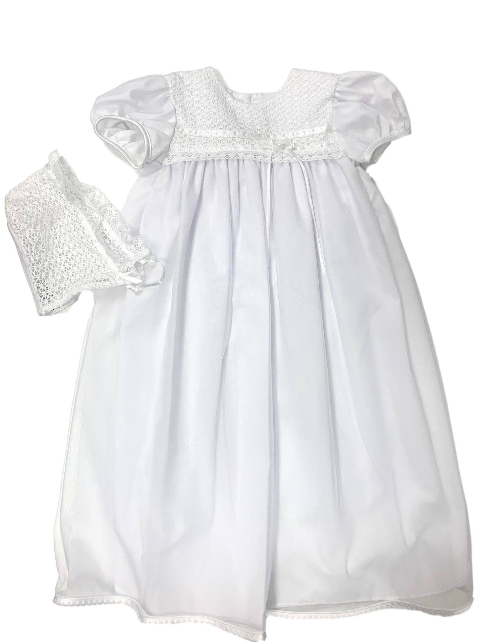 Christening Dress by Little Things Mean A lot
