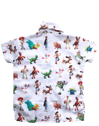 Toys Story Boys Shirt by Baby Eden