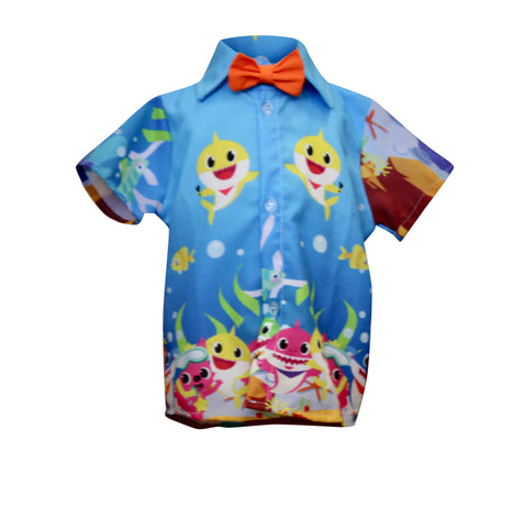 Baby Shark Shirt by Baby Eden