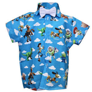 Toy Story Boys Shirt by Baby Eden