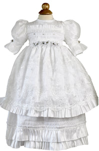 Christening Dress by Cecilee