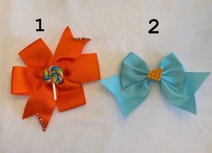 Hair Bows by Paulina- Sweets Theme