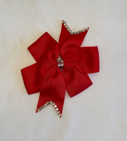 Hair Bows by Paulina-Rhinestones