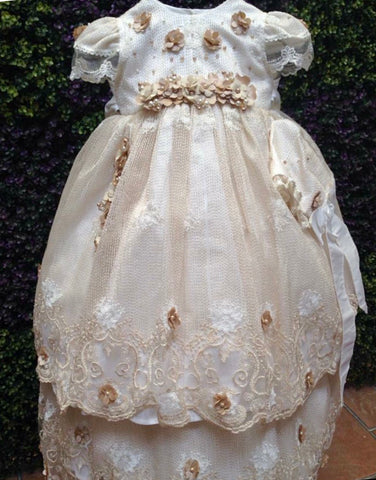 Cecilee Christening Gown