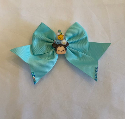 Hair Bows by Paulina-Disney Theme