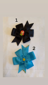 Hair Bows by Paulina-Little Mermaid