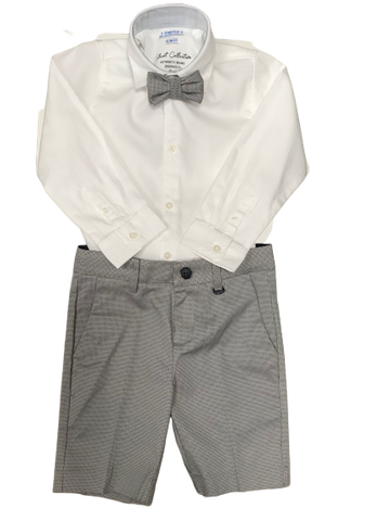 Mayoral Boys 2 PC set with Bow Tie
