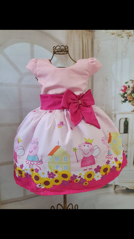 Peppa Pig Light Pink Dress