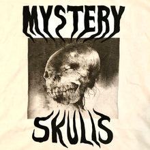 Load image into Gallery viewer, Mystery Skulls Scary Stories Shirt