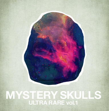 Mystery Skulls - Ultra Rare Vol. 1 CD