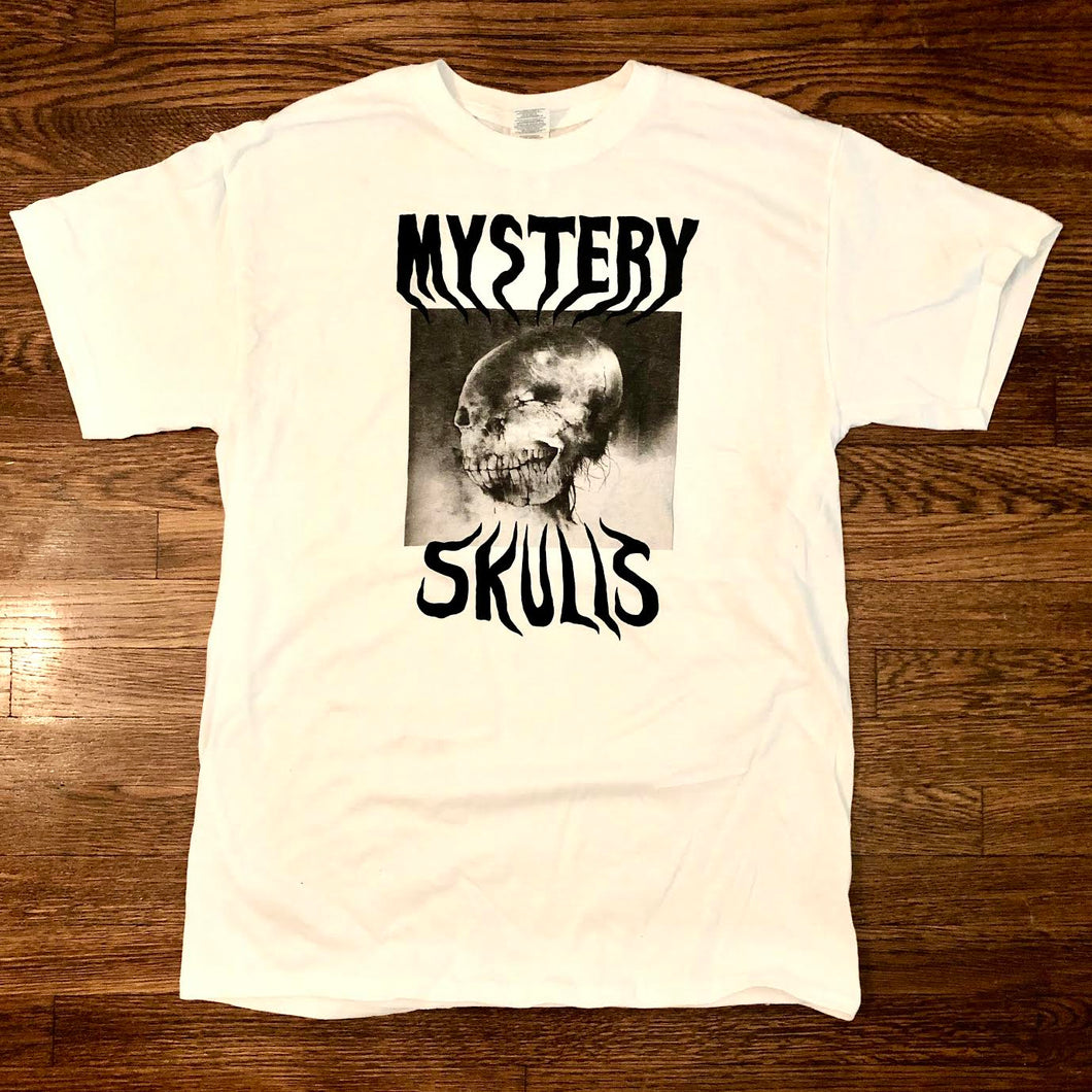 Mystery Skulls Scary Stories Shirt