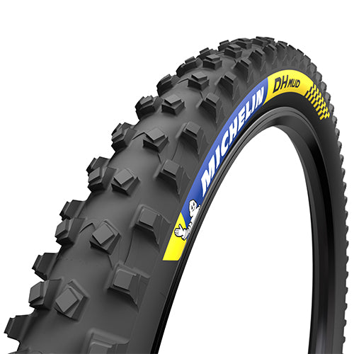Neumá,tico MICHELIN DOWNHILL MUD 27.5X2.40 TLR RIGIDA NE