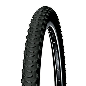 Neum&aacute,tico MICH. 26X2.00 COUNTRY TRAIL NEGRA PLEGABLE&gt,