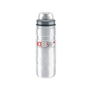 BIDON ELITE ICE FLY GRIS 500ML