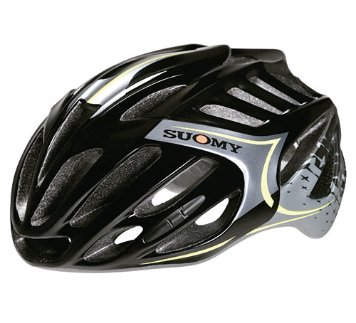 CASCO SUOMY TMLS ALL-IN STAR NEGRO/AMARILLO T-M