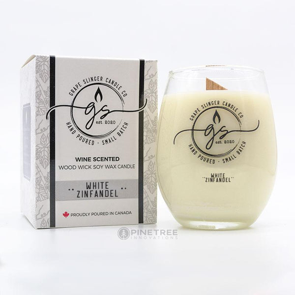 'White Zinfandel' Candle