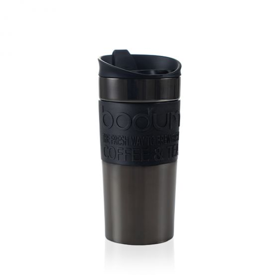 Gunmetal Travel Mug