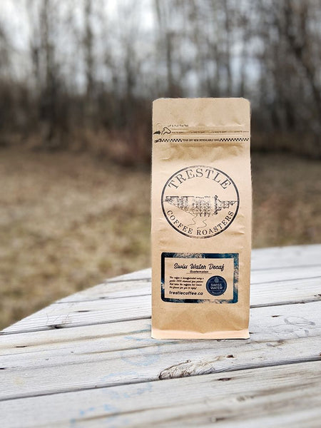 Trestle Swiss Water Coffee Beans - Decaf