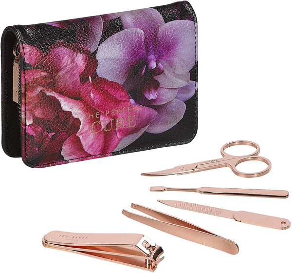 Ted Baker Manicure Set, Black Splendour