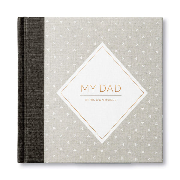 'My Dad' Interview Journal