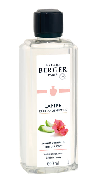 Hibiscus Love Lamp Fragrance