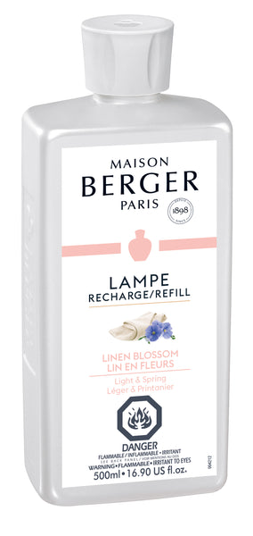 Linen Blossom Lamp Fragrance