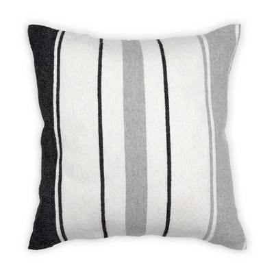 Multi-Stripe Moroccan Pillow