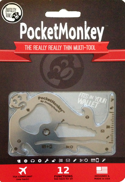 Pocket Monkey Deluxe Tool