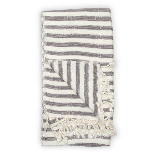 Zebra Bamboo Turkish Towel