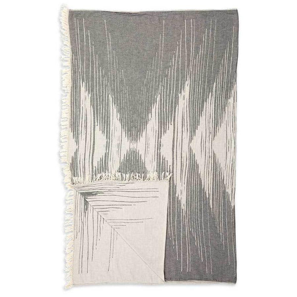 Sound Waves XL Towel Throw