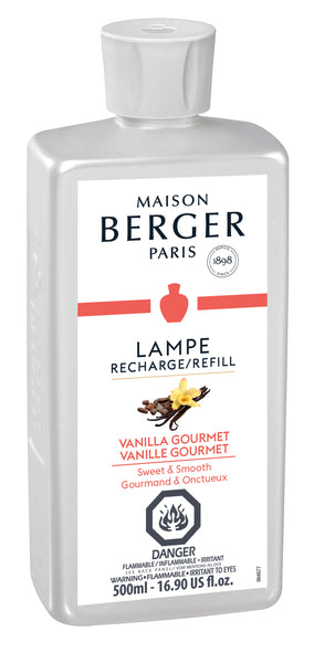 Vanilla Gourmet Lamp Fragrance