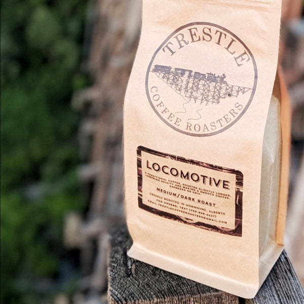 Trestle Locomotive Coffee Beans