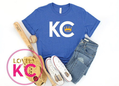 PRE-ORDER - KC Crown Town T-Shirt