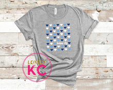 Load image into Gallery viewer, PRE-ORDER - Kansas City Love - Blue Series T-Shirt