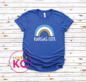 PRE-ORDER - Over the Rainbow KC T-Shirt - Royals