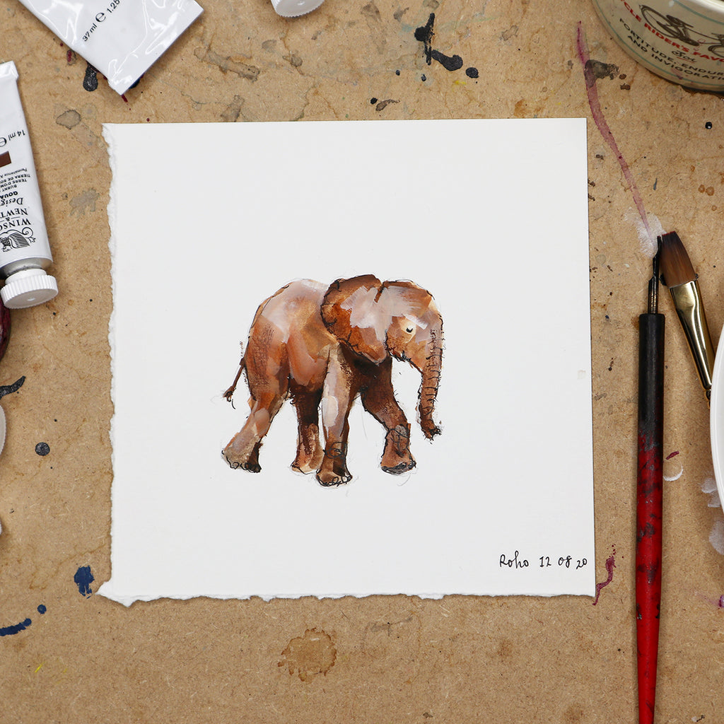 World Elephant Day 2020 🐘