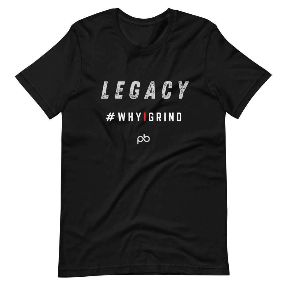 legacy - why i grind (white letters) - PlayBook Athlete