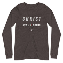 Load image into Gallery viewer, Christ - why i grind LS - PlayBook Athlete
