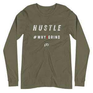 hustle - why i grind LS - PlayBook Athlete