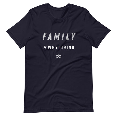 family - why i grind - PlayBook Athlete