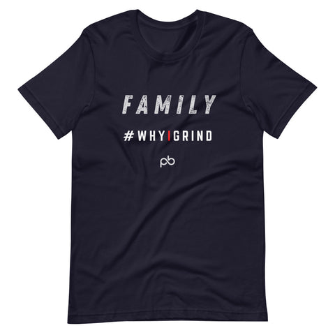 family - why i grind (white letters) - PlayBook Athlete