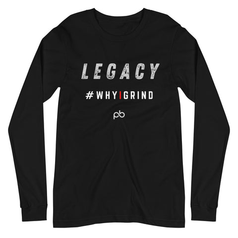 legacy - why i grind LS - PlayBook Athlete