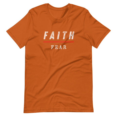 faith over fear - PlayBook Athlete