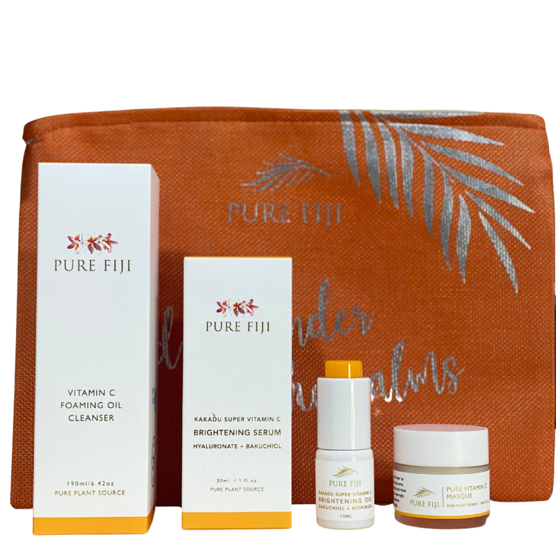 Pure Fiji Vitamin C Face Companions Pack