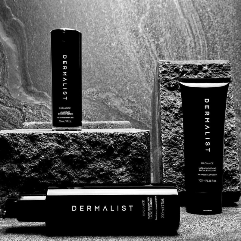 Dermalist Ultra Smoothing Facial Exfoliant 100ml